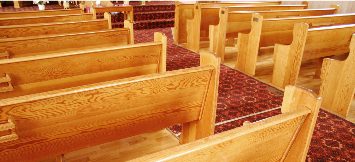 Pews Starting to Feel a Little Empty?